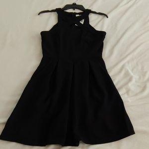 Black dress XS new W/Tags